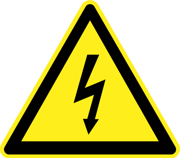 Electric clipart electricity. How to calculate amp