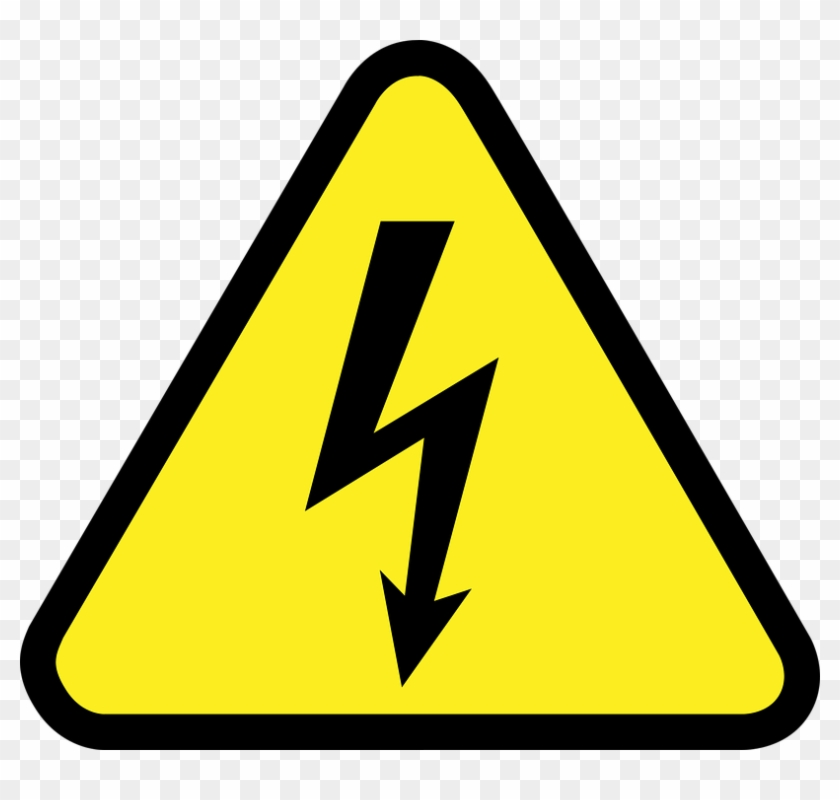 Industrial safety shock . Electric clipart electricity danger