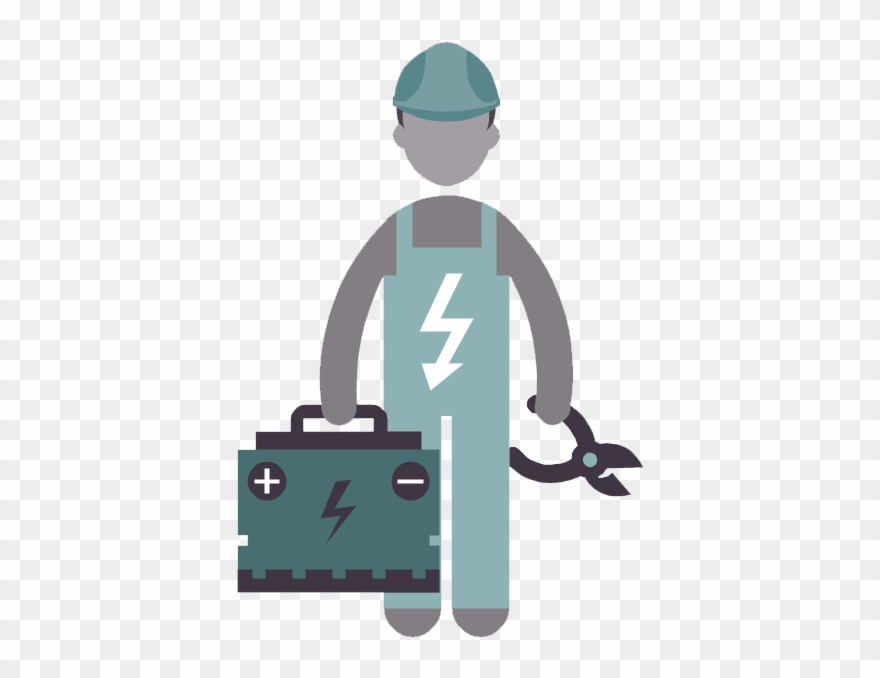 Learn how to become. Engineer clipart electrical engineer