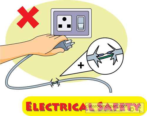Electrician clipart kid. Electrical safety clipartbarn