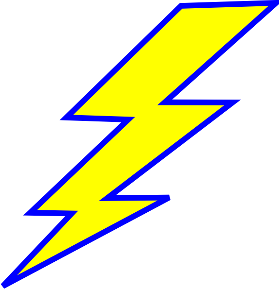 Electric clipart lighting storm. Lightning bolt clip art