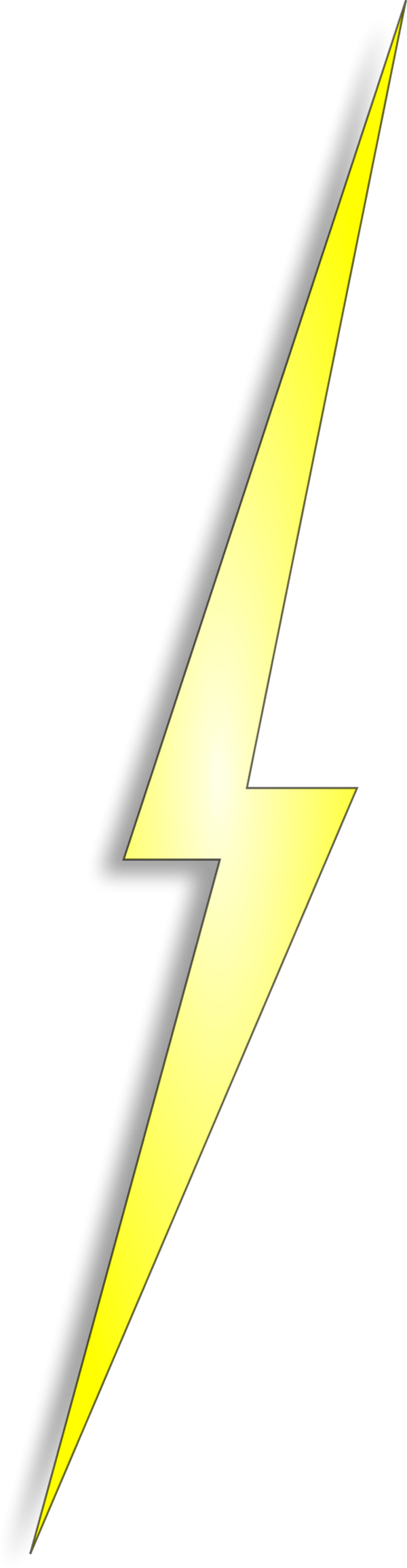 Lightning clipart simple.  collection of electricity