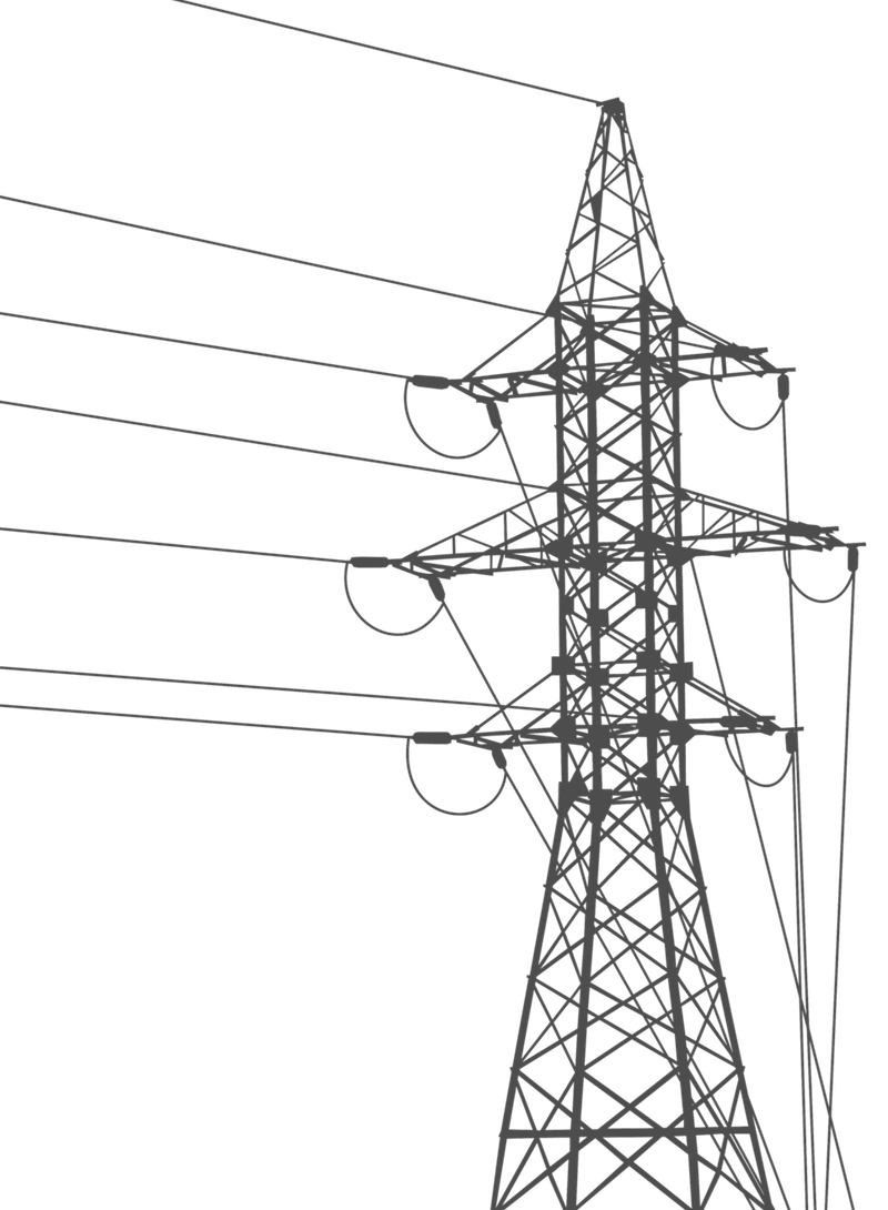 Electric clipart power source. Lines drawing at getdrawings