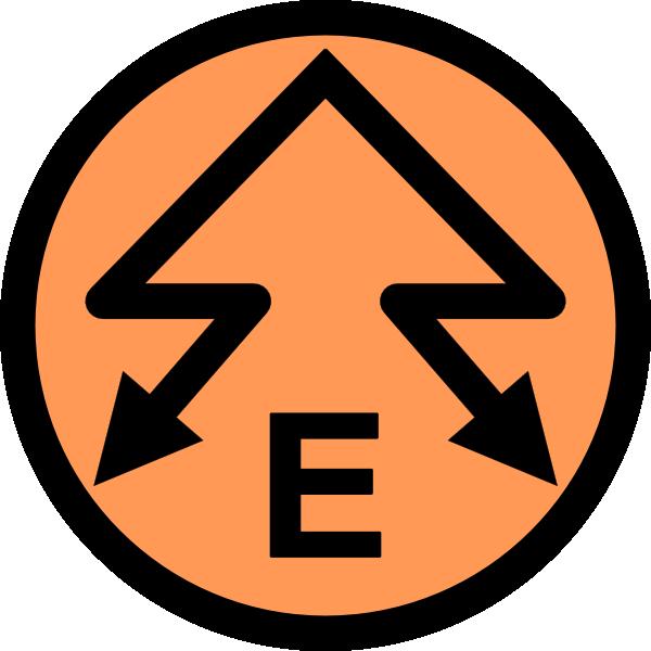 Electric clipart power source. Emblem clip art at