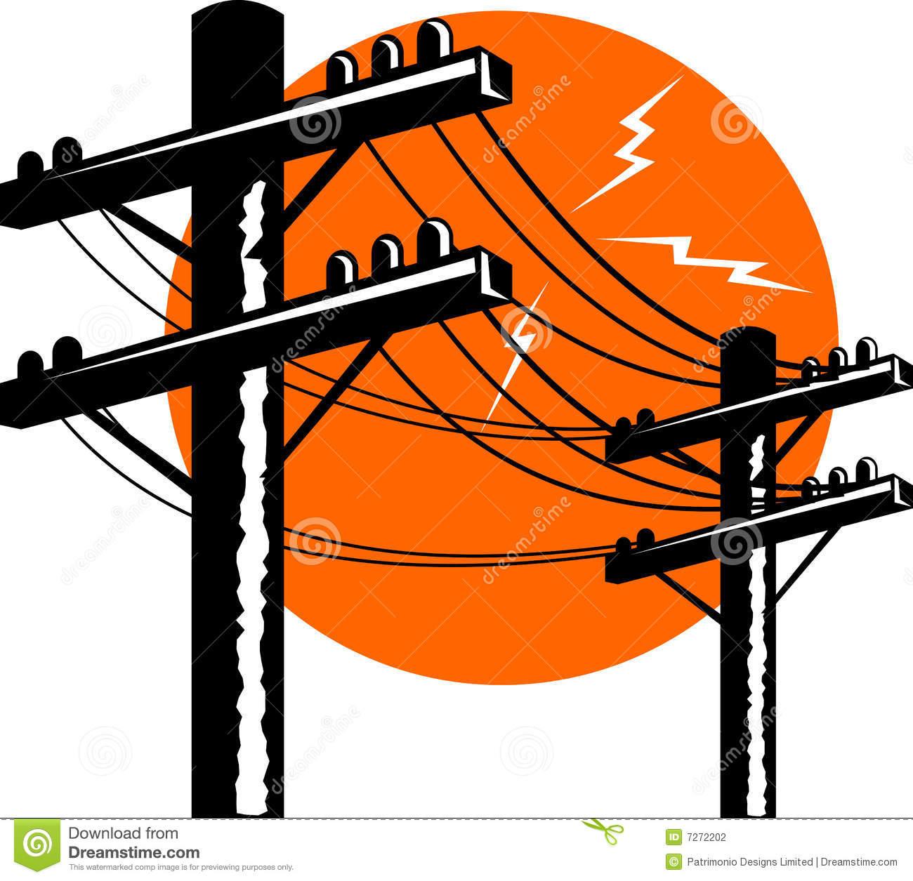 Electric clipart electric pole, Electric electric pole Transparent FREE for  download on WebStockReview 2020