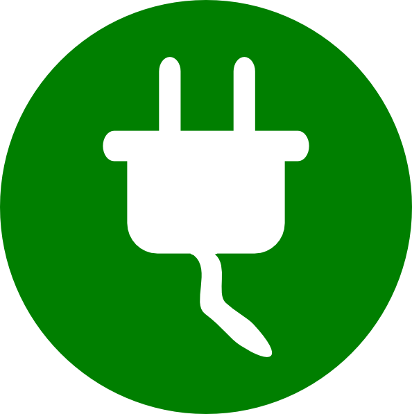 plug huge freebie. Electric clipart receptacle