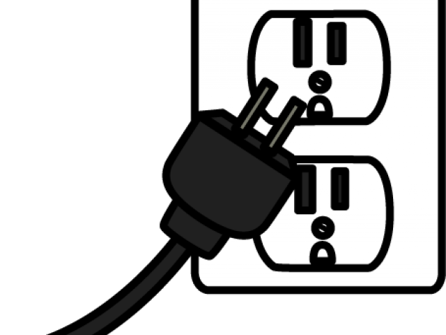 electric huge freebie. Computers clipart plug