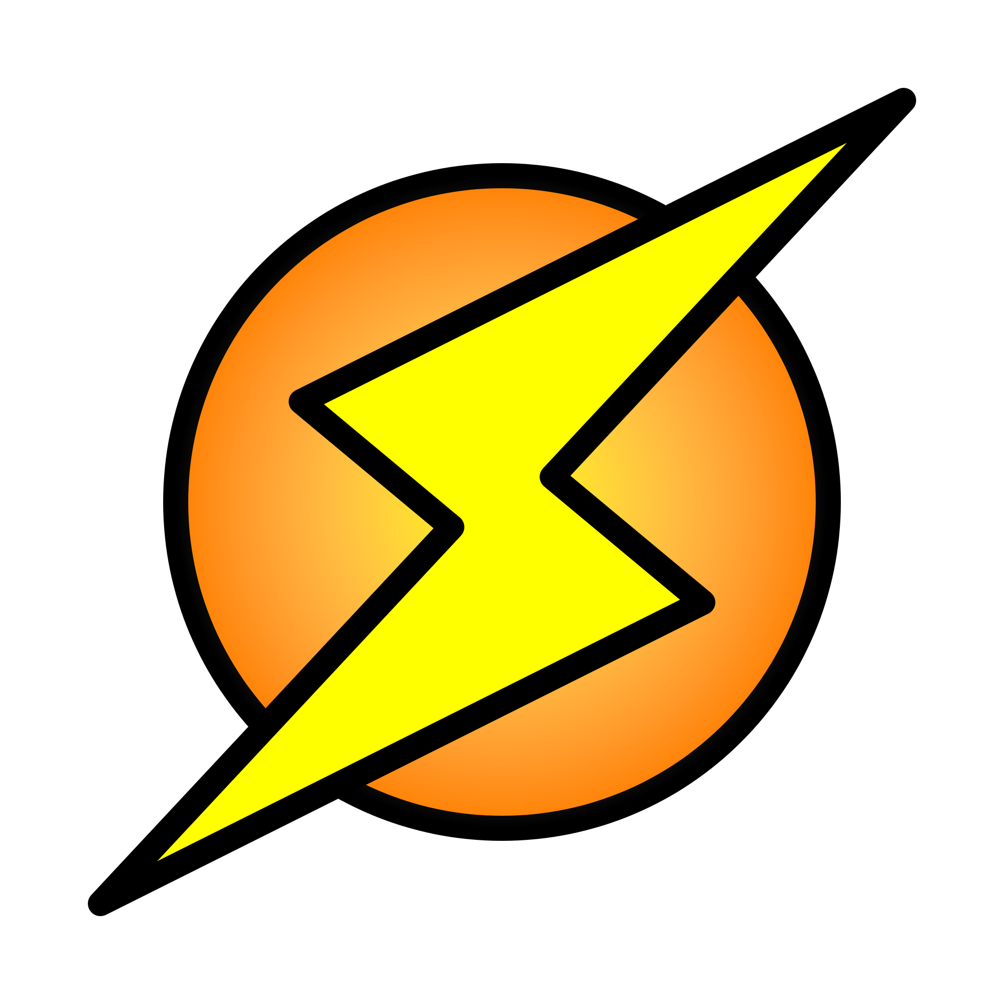 best electricity bolt. Electric clipart thunderbolt