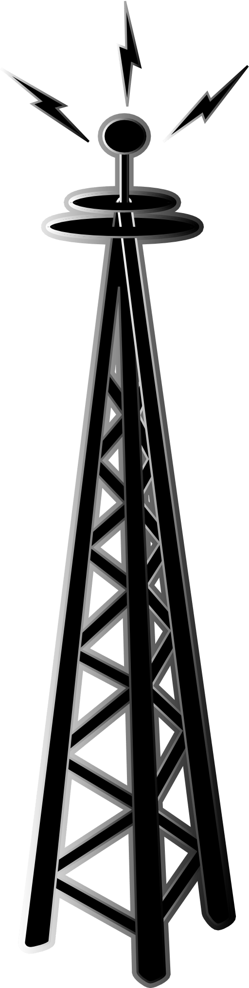 Electric icon png . Tower clipart transmission line tower