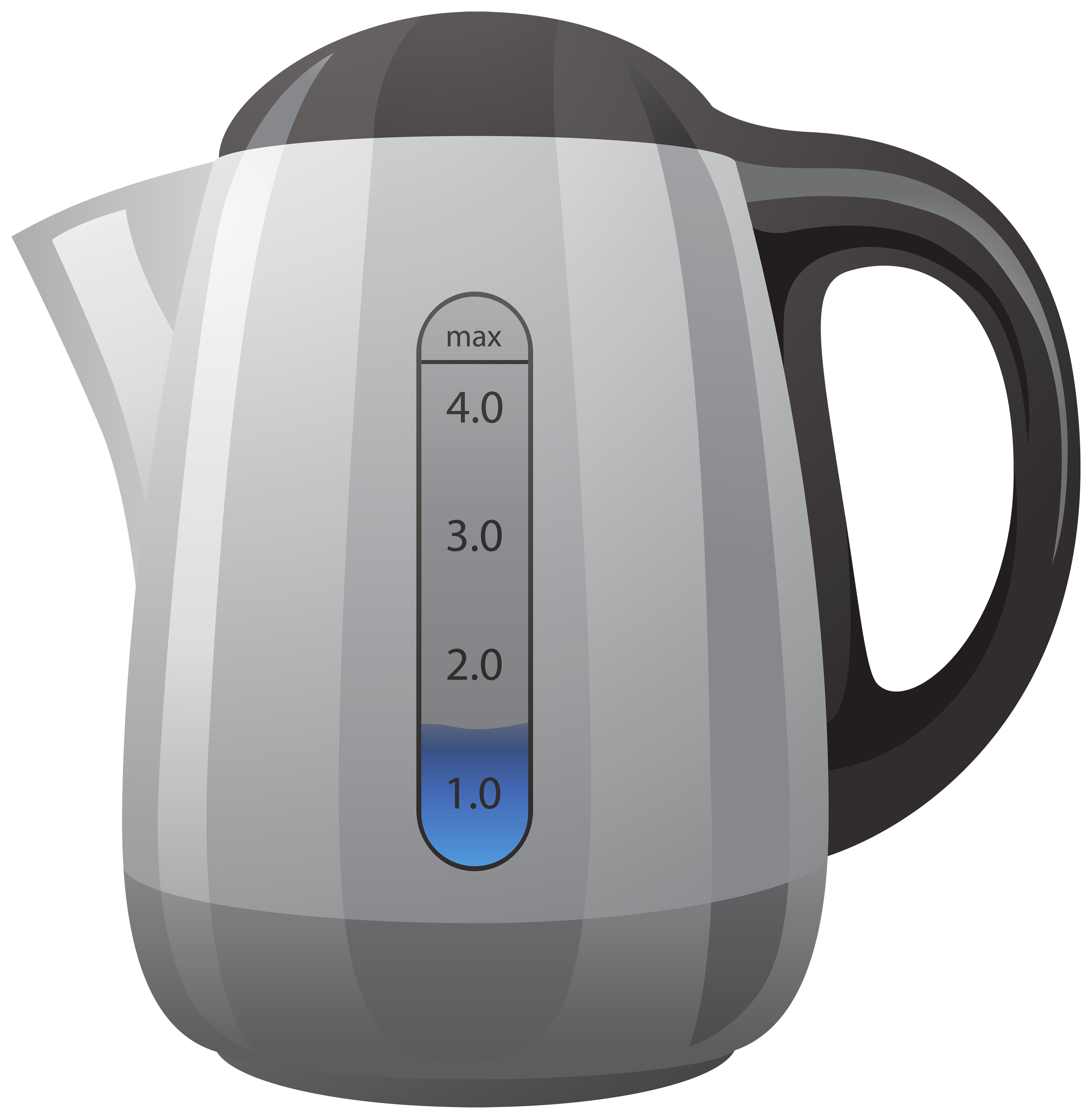 Electricity clipart uses electricity. Electric kettle png best