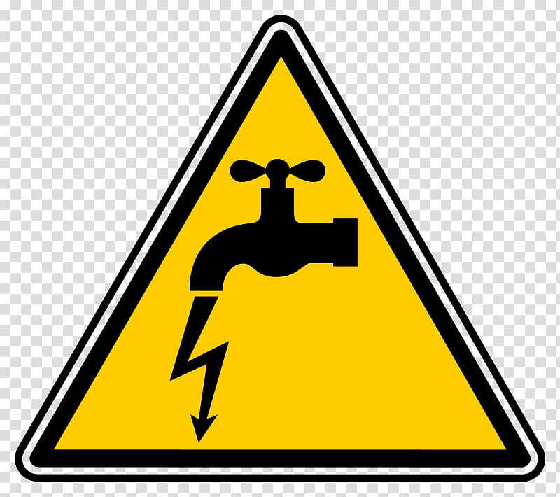 Electric clipart water electricity. Electrical injury leakage faucet