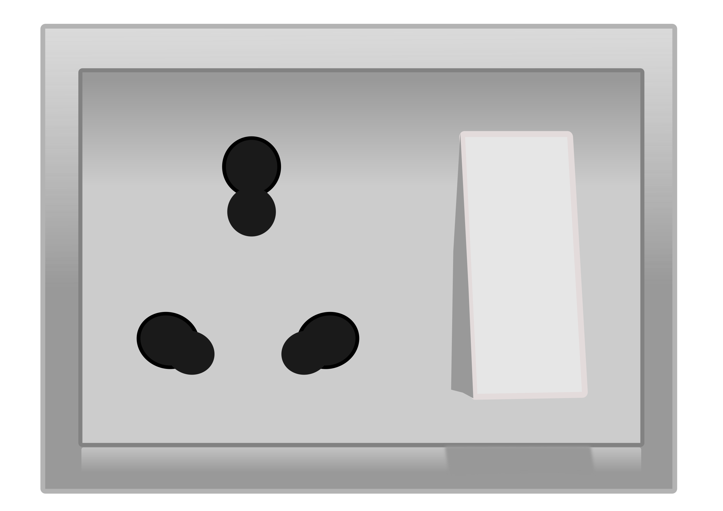 Electricity clipart frame. Switch board icons png