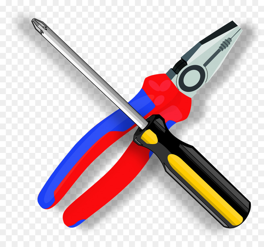 Electrical clipart electrical hand tool. Cartoon electricity electrician scissors