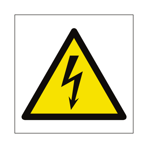 Nice signs and symbols. Electrical clipart electrical hazard