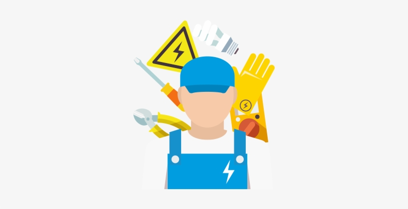 Electrical clipart electrical repair. Electrician png images