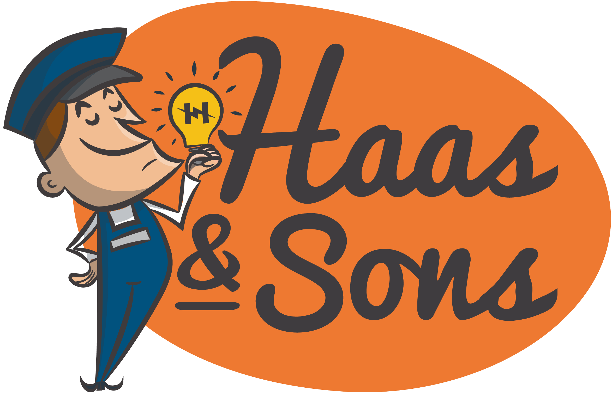 Haas sons call now. Electrical clipart electrical repair