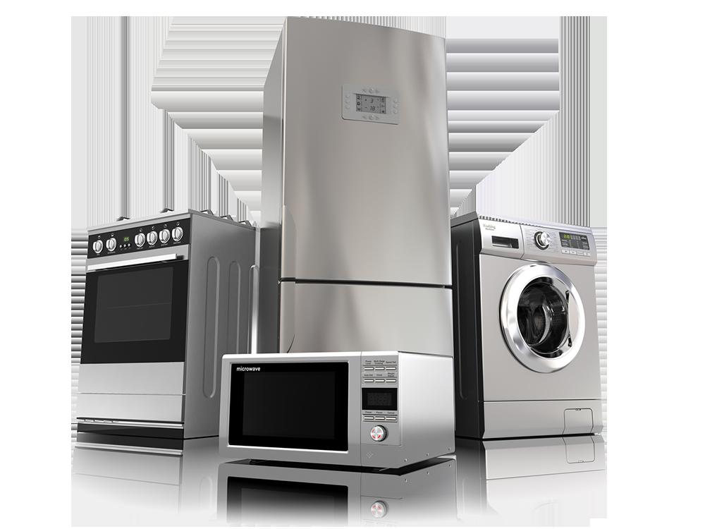 Appliances transparent png pictures. Electrical clipart home appliance