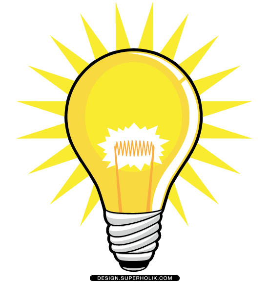 Electricity free download best. Lightbulb clipart lighted bulb