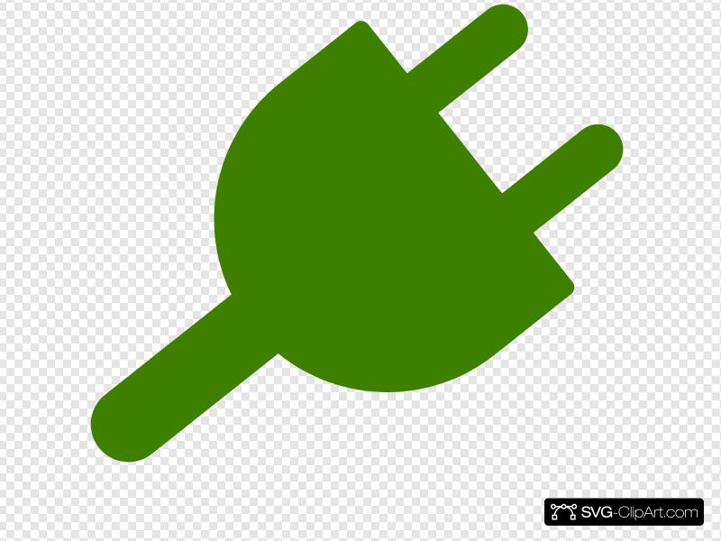 Electrical clipart pull the plug. Clip art icon and