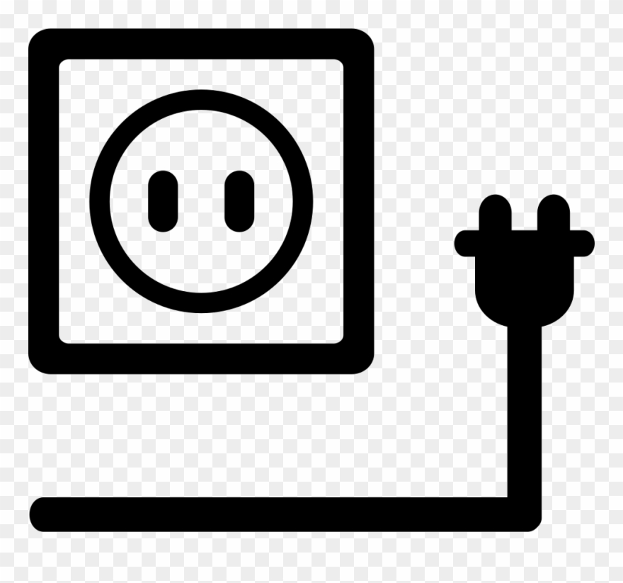 Electric appliance plug comments. Electrical clipart receptacle