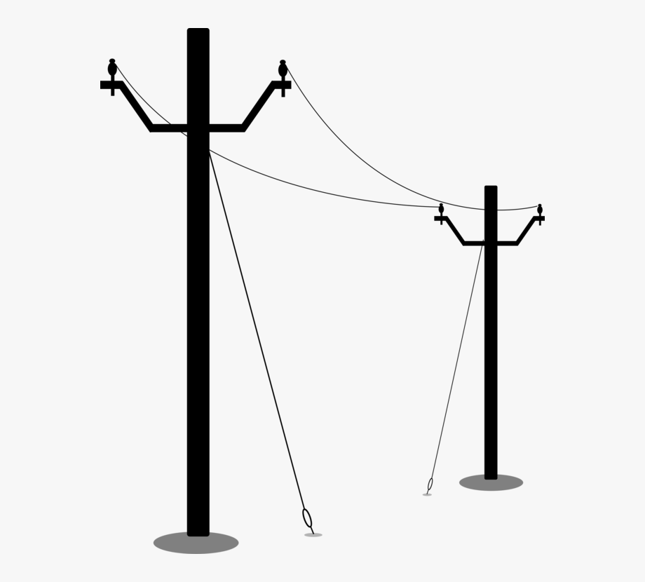 Electrical clipart utility. Pole electricity overhead power