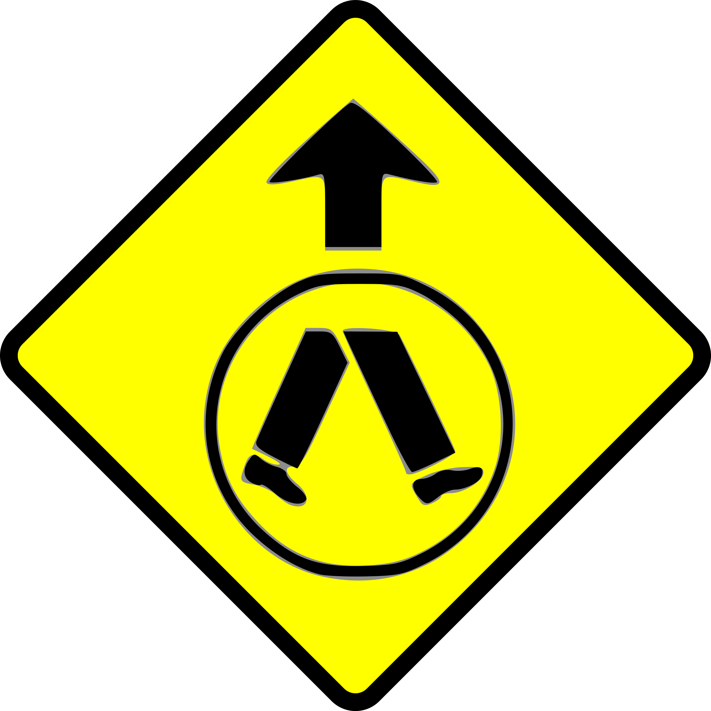 Caution pedestrian crossing big. Electrical clipart warning
