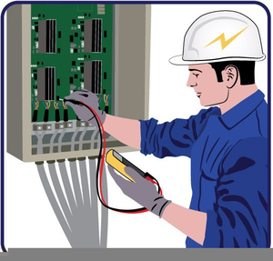 Free for electricians images. Electrician clipart