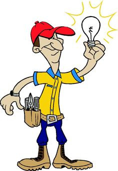 Electrician clipart.  best of clip