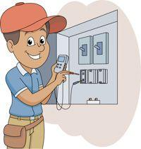 Tools clip art electri. Electrician clipart