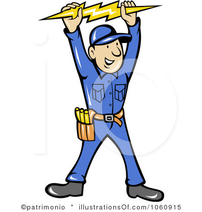 Panda free images electricianclipart. Electrician clipart