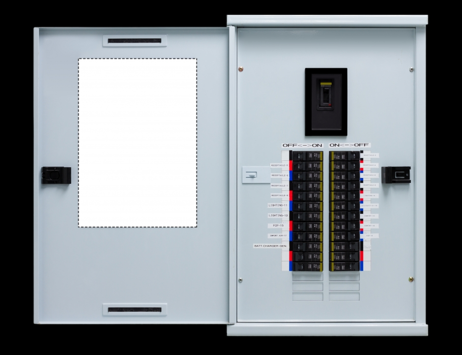 When to replace your. Electrician clipart breaker panel