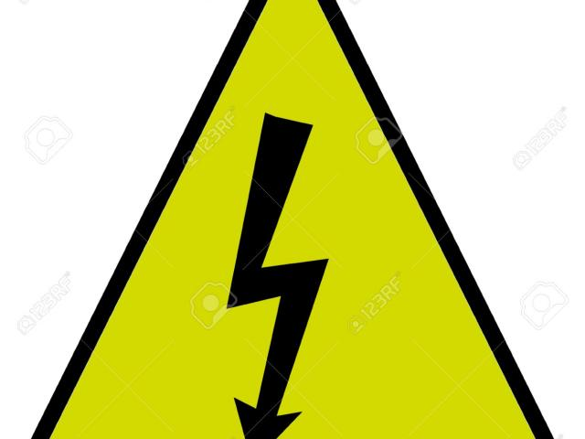 Free download clip art. Electricity clipart be careful with