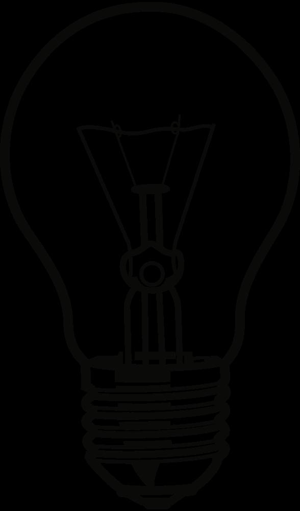 Thoughts clipart lighbulb. Onlinelabels clip art light