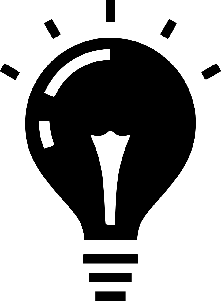 Physics Bulb Light Electricity Svg Png Icon Free Download