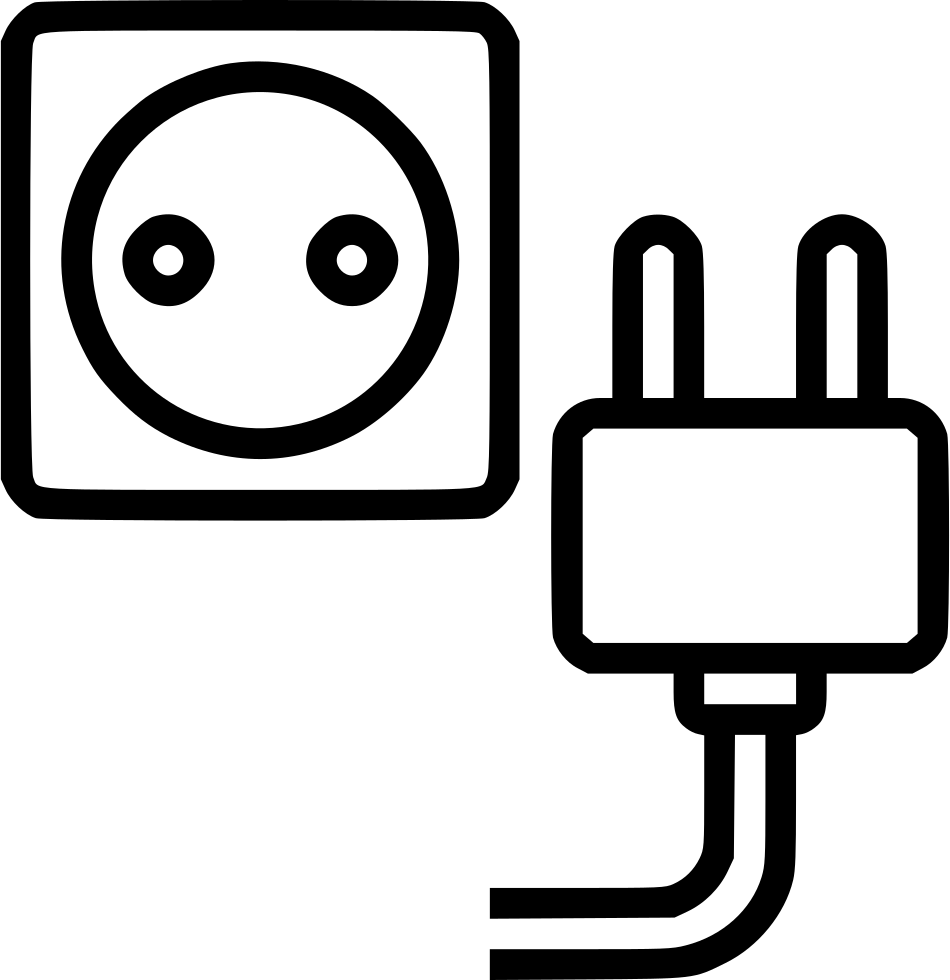 plug clipart electrical item