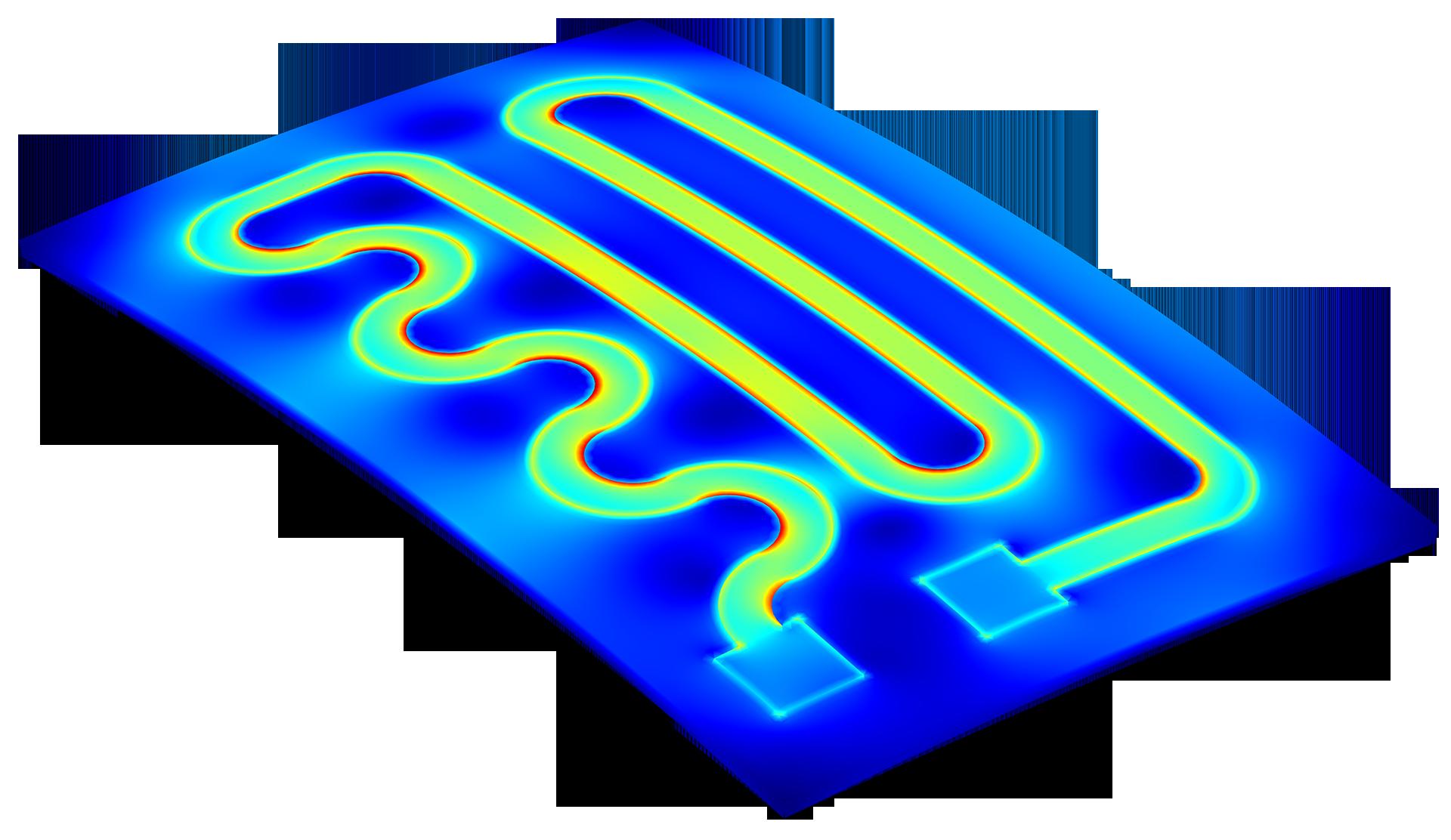 Heat clipart heat energy. The joule heating effect