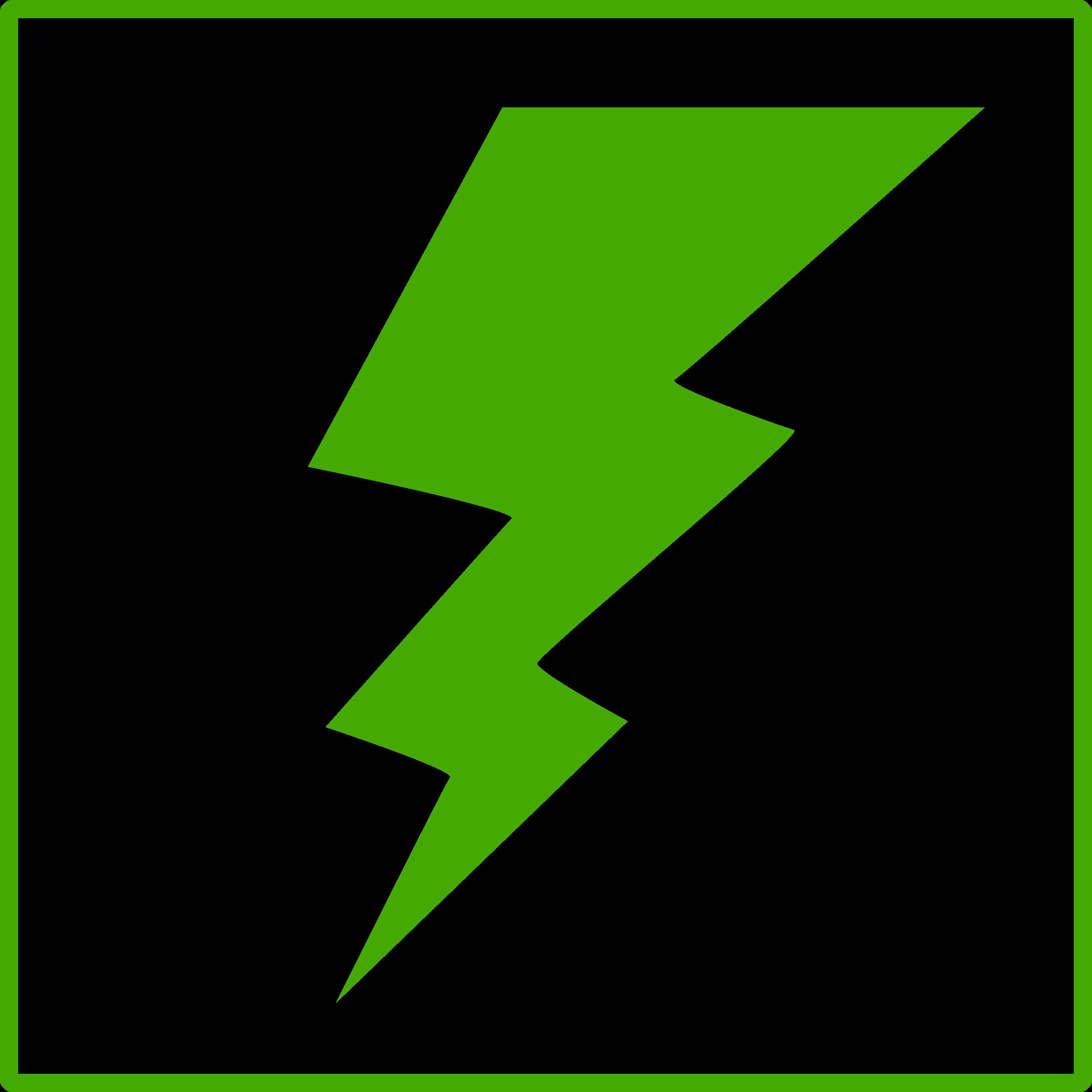 energy clipart icon