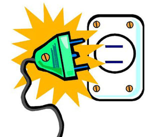 Electricity clipart kid. For kids lessons quizzes
