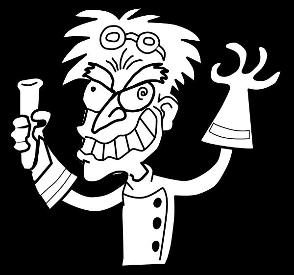 Mad group wikijuniormaze and. Scientist clipart scient