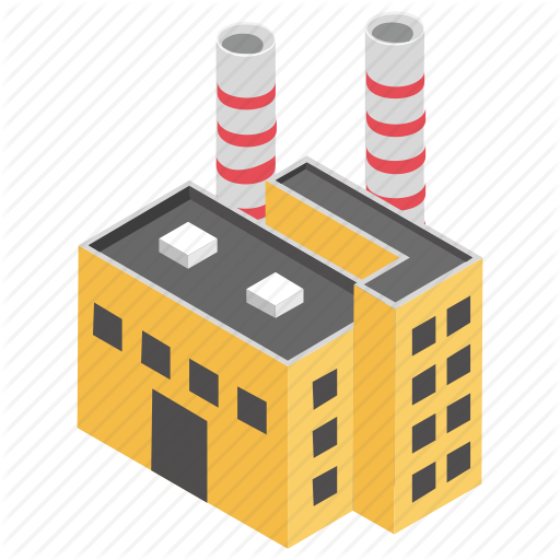 by vectors market. Electricity clipart power house