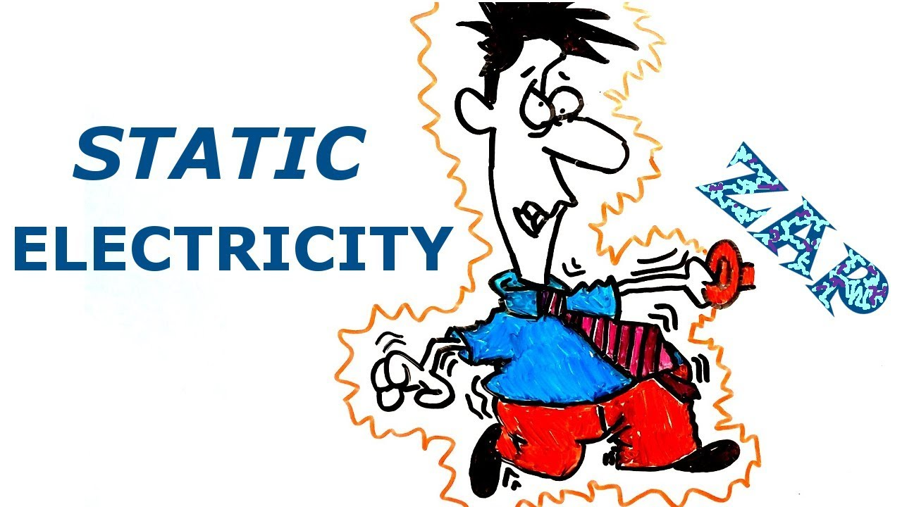 What is w illustration. Electricity clipart static electricity