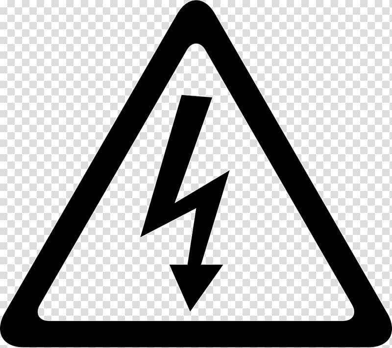 High electric shock transparent. Electricity clipart voltage