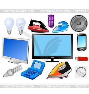 Electronics clipart. Panda free images electronicsclipart