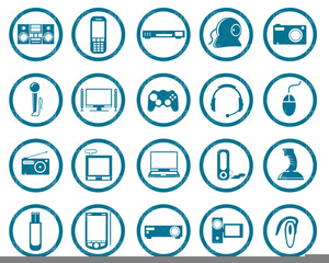 Electronics clipart clip art. For powerpoint free images