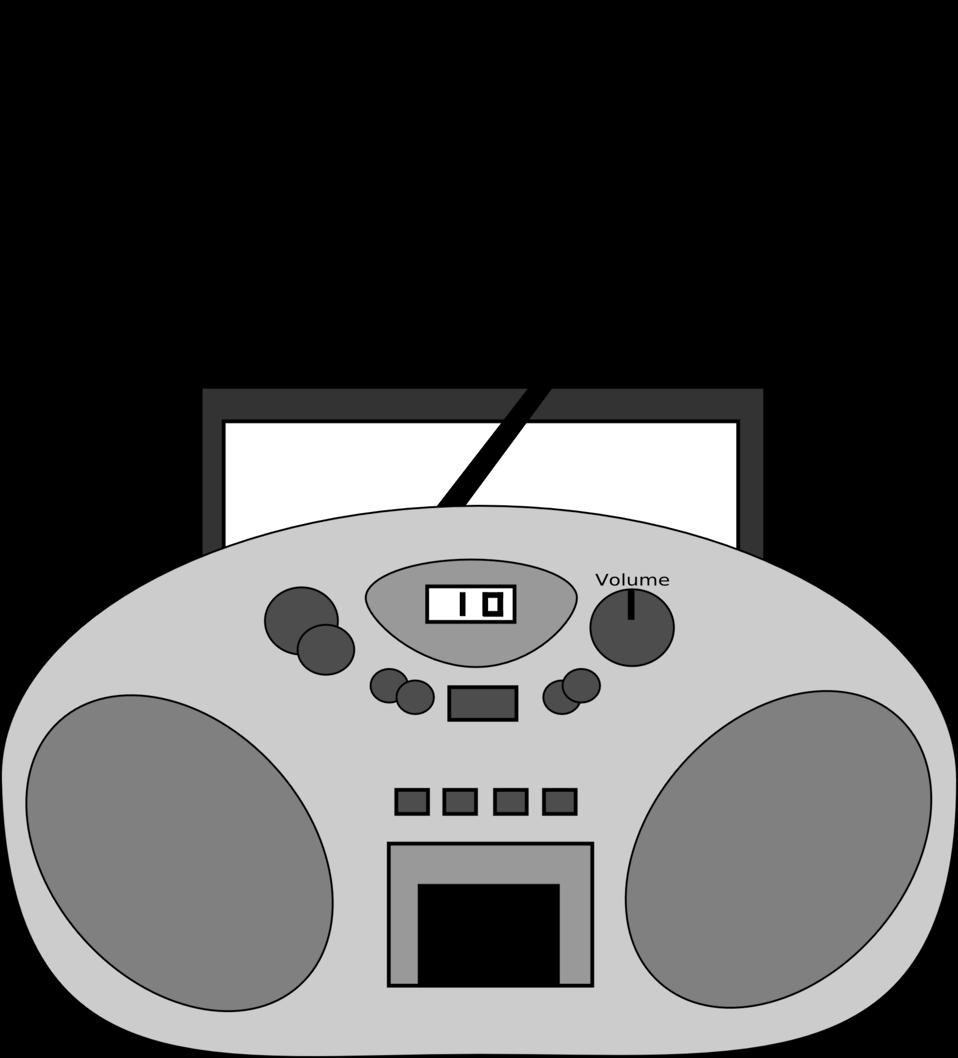 Public domain clip art. Electronics clipart controller