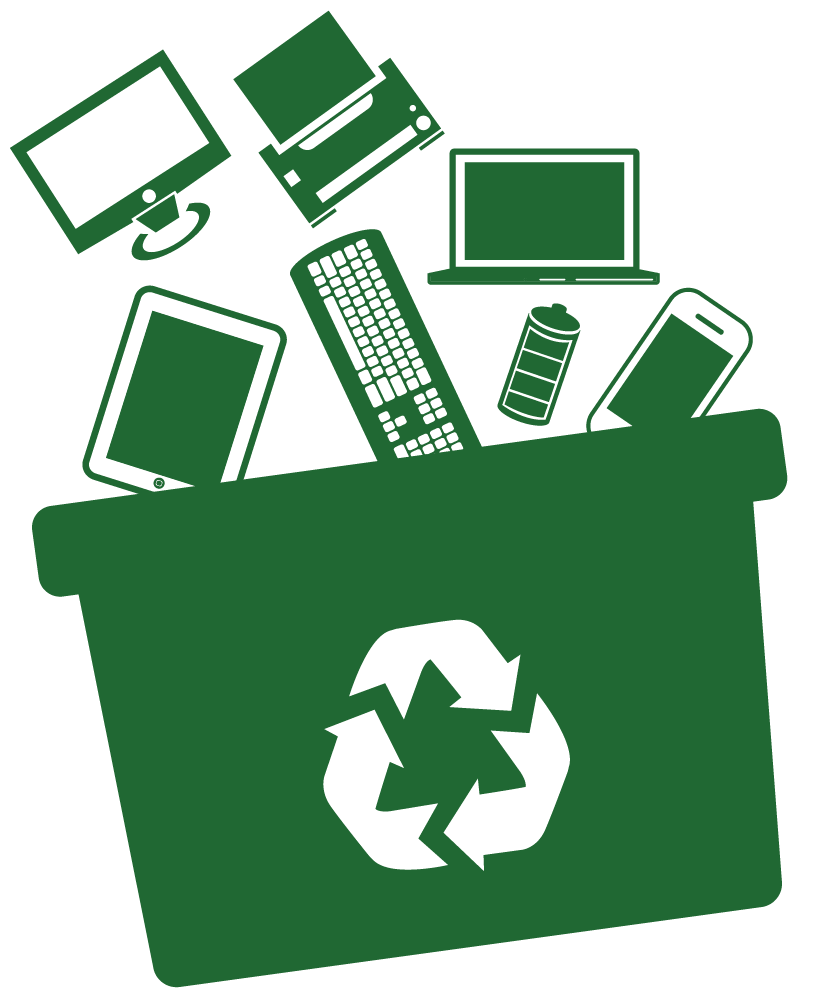 Environmental issues on emaze. Electronics clipart e waste