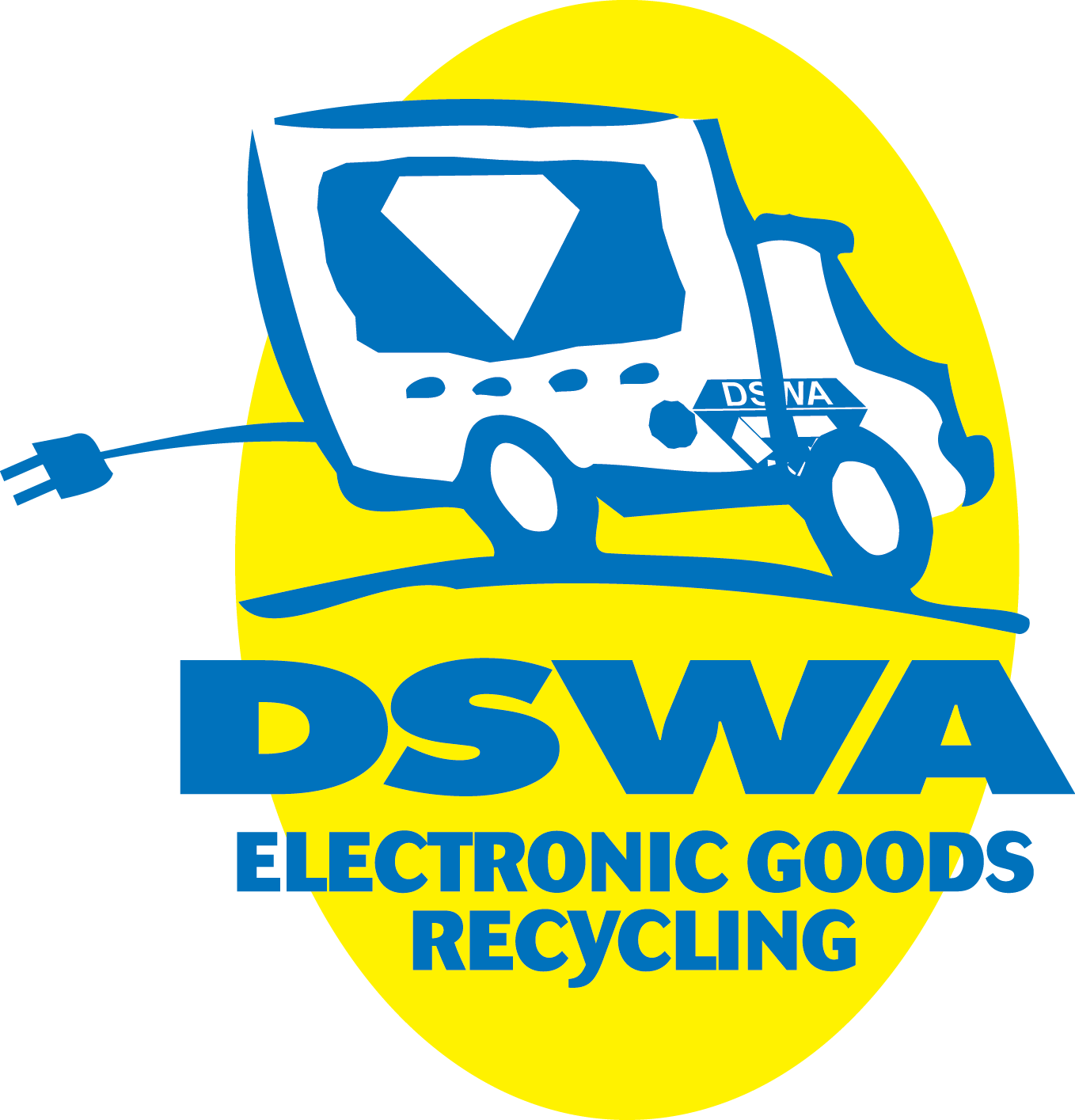 Electronics clipart e waste. Electronic goods recycling dswa