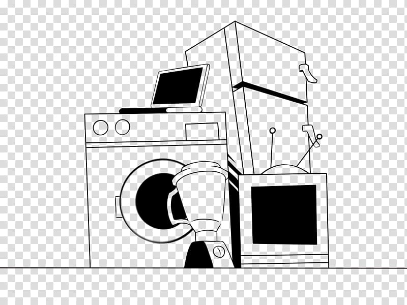 Electronics clipart electrical equipment. Electronic waste zero and