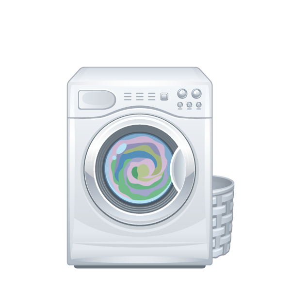 Self-service laundry Stock photography Washing machine Clip art ...