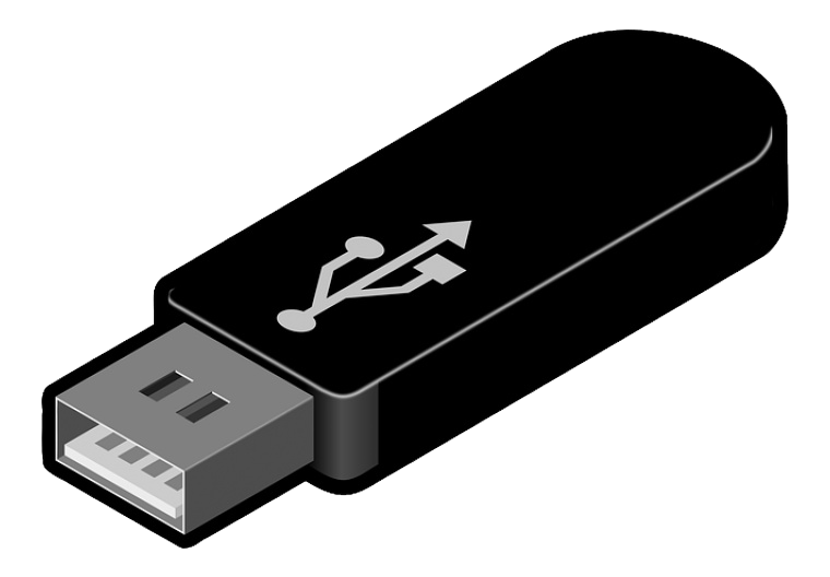 Electronics clipart electronic device. Usb flash drive clip